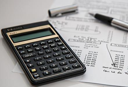 Payer votre compte de taxe
